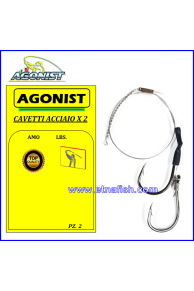 CAVETTI ACCIAIO X2 AGONIST