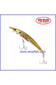 YO-ZURI CRYSTAL MINNOW F7-SHBK
