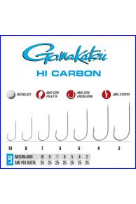 AMI GAMAKATSU HI CARBON SERIE 187N