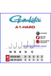 AMI GAMAKATSU A1-HARD SERIE LS-610F