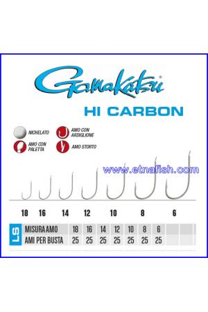 AMI GAMAKATSU HI CARBON SERIE 142N
