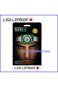 LAMPADA LED LENSER SEO 3