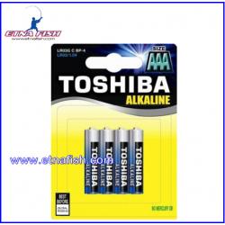 BATTERIE TOSHIBA MINISTILO  AAA X4