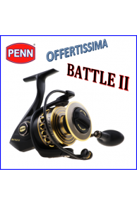 MULINELLO PENN BATTLE II 4000